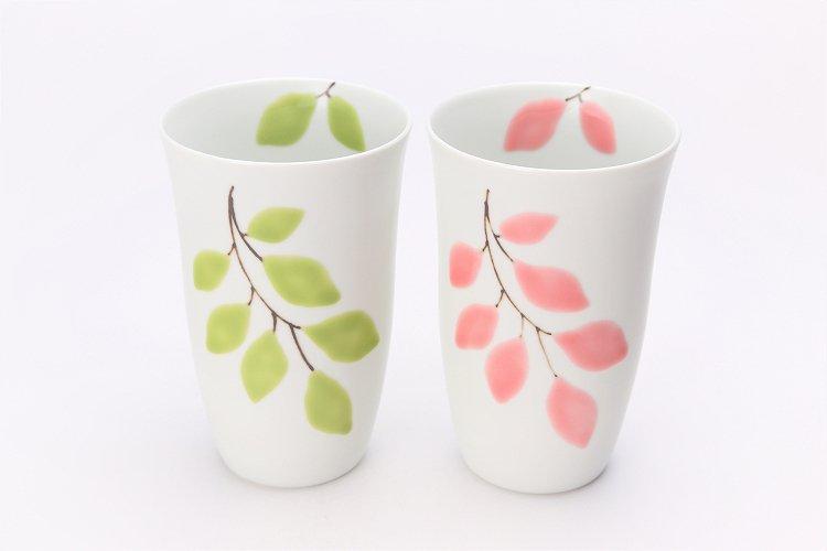 楽々シリーズ 木もれ日(ピンク) フリーカップ (化粧箱入り) 在庫7個 画像サブ9