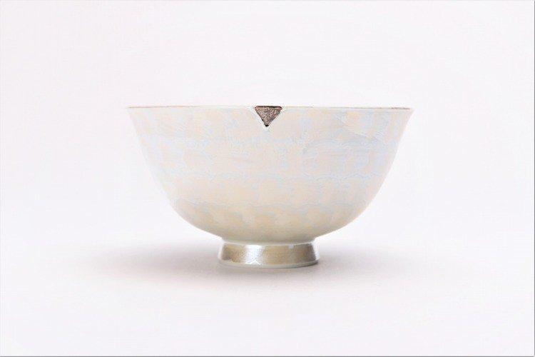 楽々シリーズ ラスターゴールド・シルバー ペア茶碗 (化粧箱入り) 画像サブ11