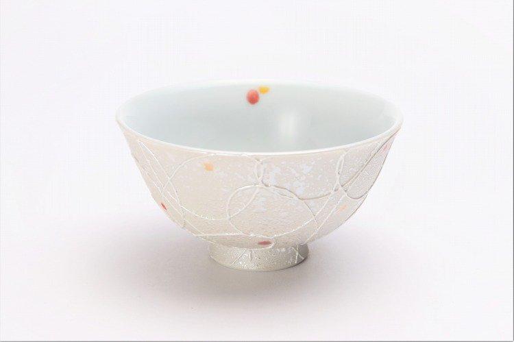 楽々シリーズ 色しずく ペア茶碗 (化粧箱入り) 画像サブ7