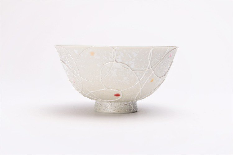 楽々シリーズ 色しずく ペア茶碗 (化粧箱入り) 画像サブ8