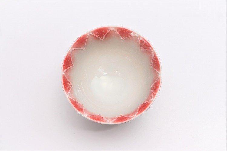 楽々シリーズ 三色ぼかし一珍 ペア茶碗 (化粧箱入り) 画像サブ10