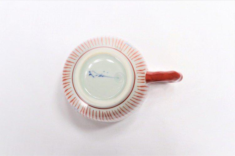 ☆そうた窯 染錦十草桜 ペアマグカップ 画像サブ10