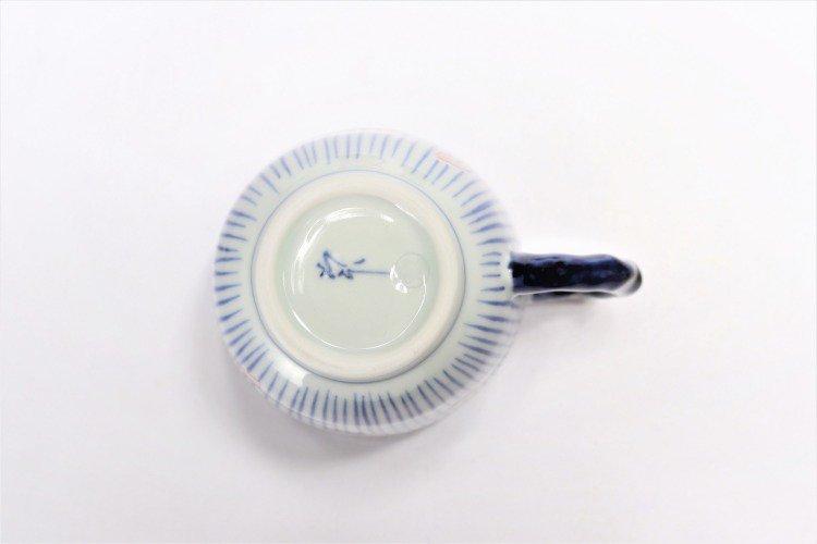 ☆そうた窯 染錦十草桜 ペアマグカップ 画像サブ5