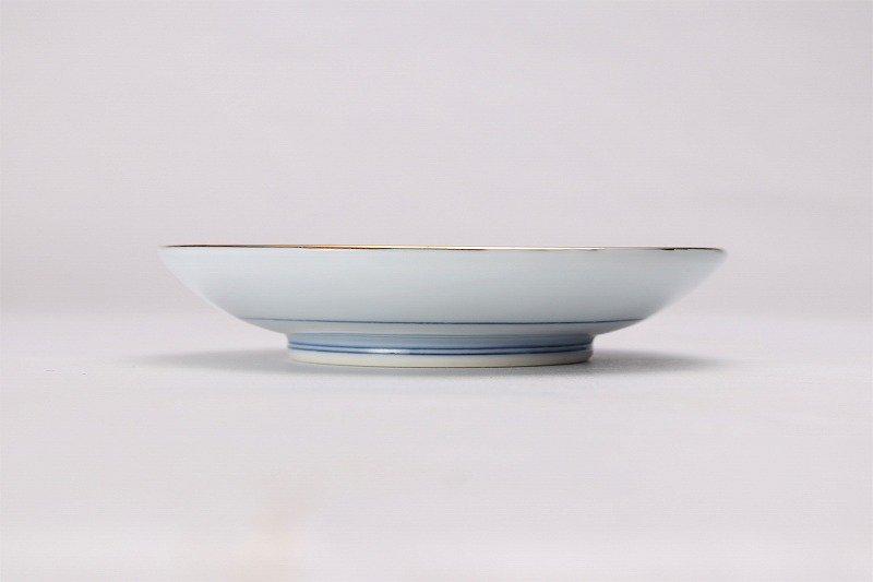 亮秀窯 緑彩七宝 高台コーヒー碗皿 画像サブ3