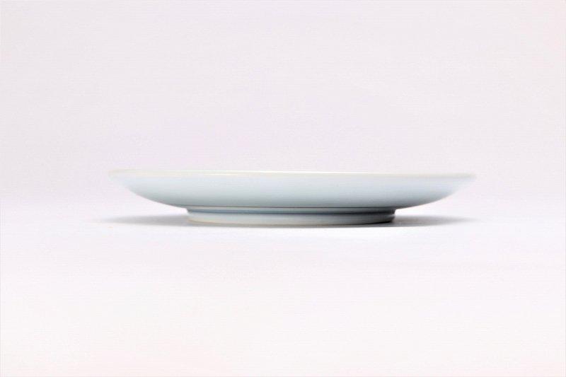 亮秀窯 古伊万里七宝 底平碗皿 画像サブ3