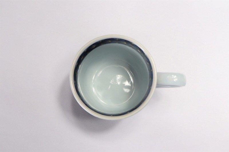 亮秀窯 古伊万里七宝 底平碗皿 画像サブ4