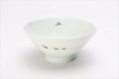 一峰窯 北極 茶碗(大)