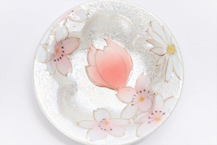 田清窯 チェリーブラッサム 茶器セット 画像サブ14