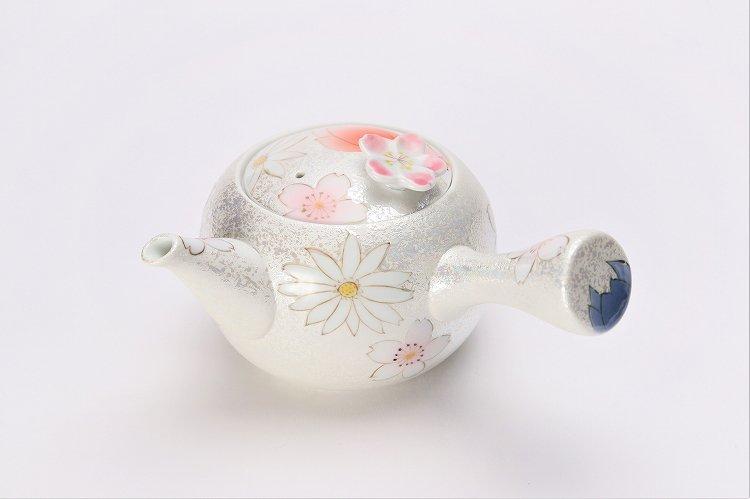 田清窯 チェリーブラッサム 茶器セット 画像サブ17