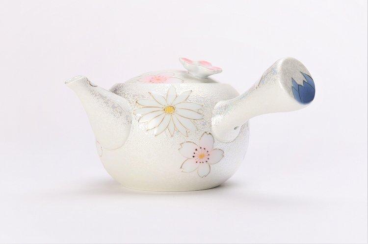 田清窯 チェリーブラッサム 茶器セット 画像サブ18