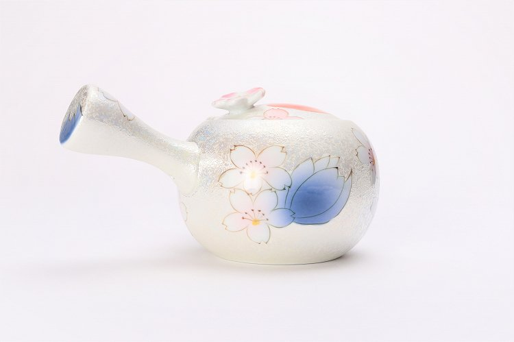 田清窯 チェリーブラッサム 茶器セット 画像サブ19