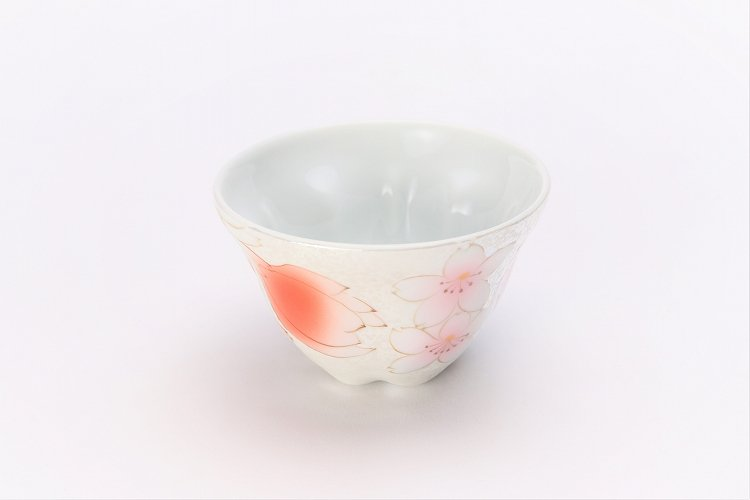 田清窯 チェリーブラッサム 茶器セット 画像サブ2