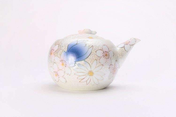 田清窯 チェリーブラッサム 茶器セット 画像サブ20