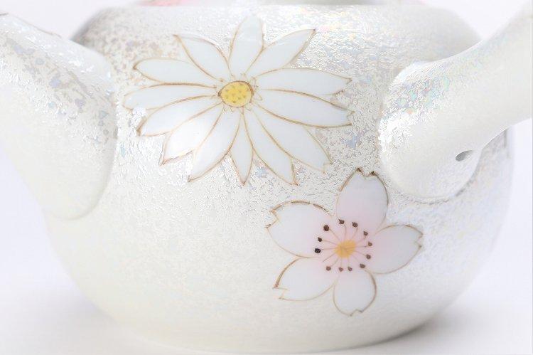田清窯 チェリーブラッサム 茶器セット 画像サブ22
