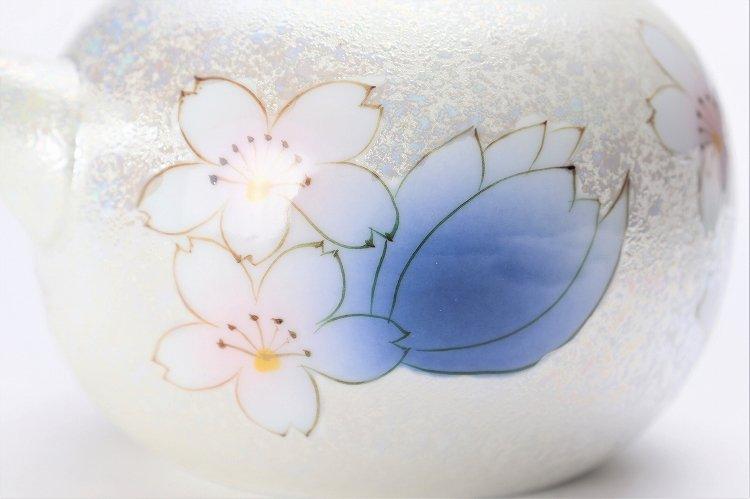 田清窯 チェリーブラッサム 茶器セット 画像サブ23