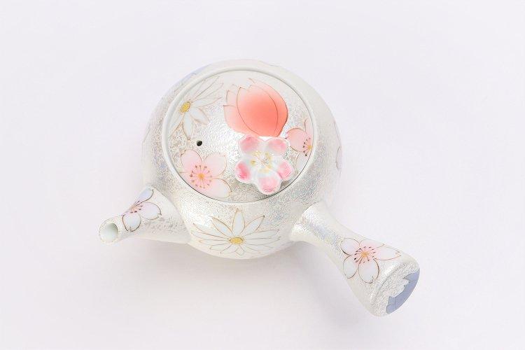 田清窯 チェリーブラッサム 茶器セット 画像サブ25