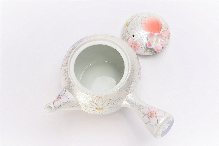 田清窯 チェリーブラッサム 茶器セット 画像サブ26