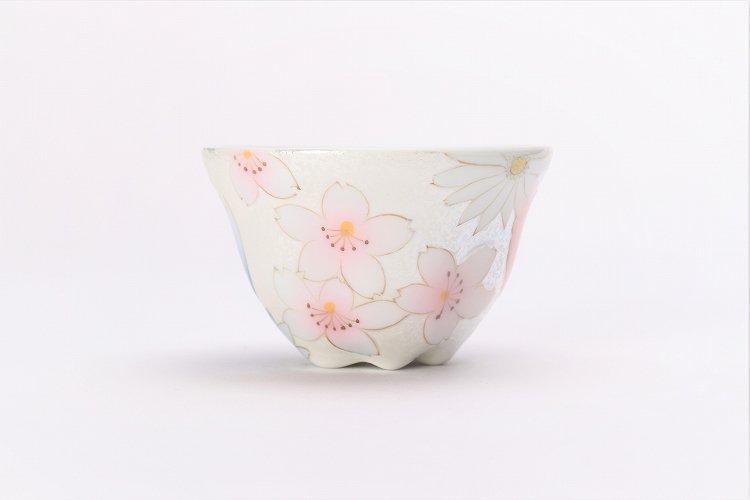 田清窯 チェリーブラッサム 茶器セット 画像サブ4