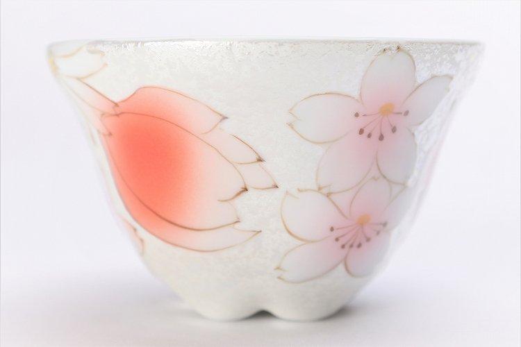 田清窯 チェリーブラッサム 茶器セット 画像サブ6