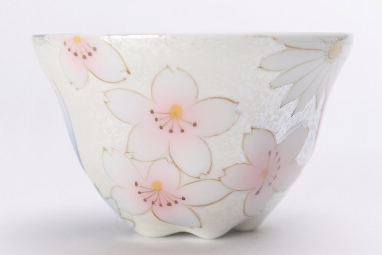 田清窯 チェリーブラッサム 茶器セット 画像サブ7