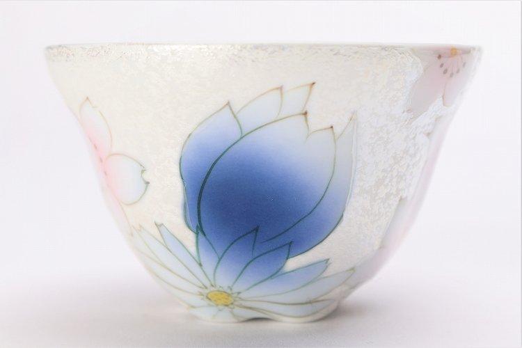 田清窯 チェリーブラッサム 茶器セット 画像サブ8