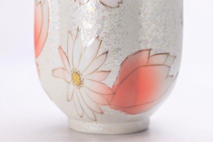 ☆田清窯 チェリーブラッサム(赤) 桜湯呑 画像サブ8