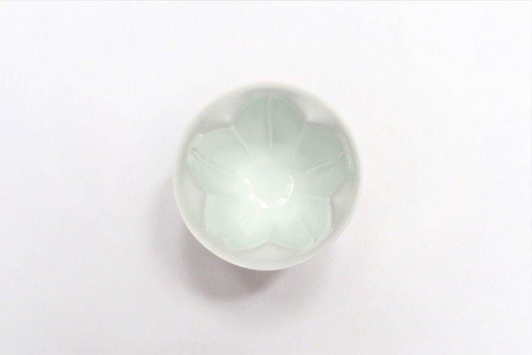 ☆田清窯 チェリーブラッサム ペア桜湯呑 画像サブ22
