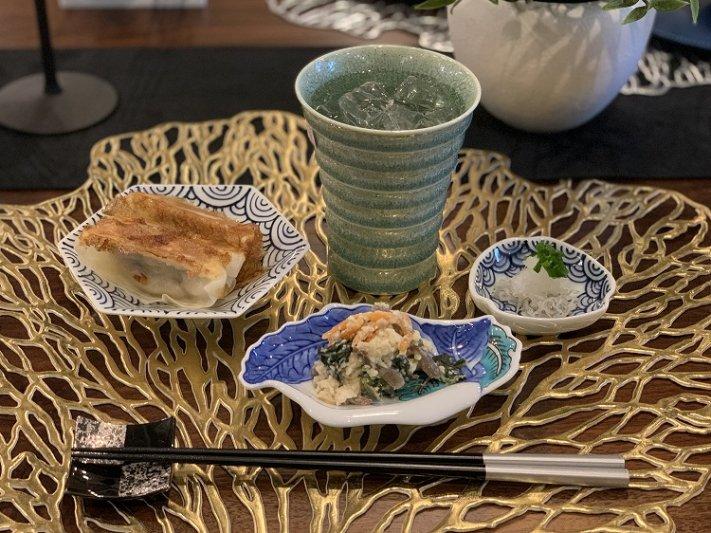 〇【オリジナル】渕青海波 三角隅入小皿 画像サブ6