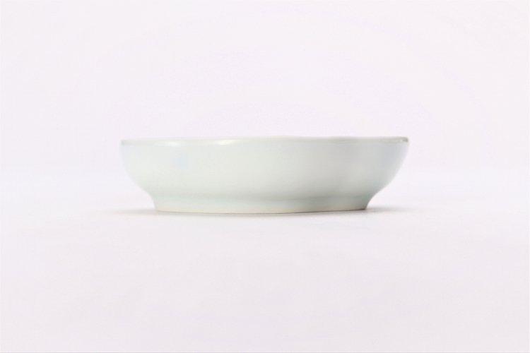 〇【オリジナル】麻の葉濃 木甲小皿 画像サブ1