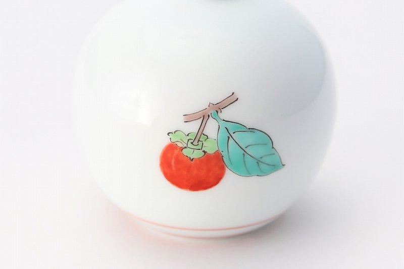柿右衛門窯 一輪生(丸豆) 柿文 画像サブ5
