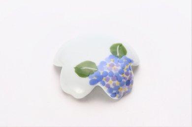 誕生花シリーズ アジサイ 桜型排水口カバー (6月誕生花)