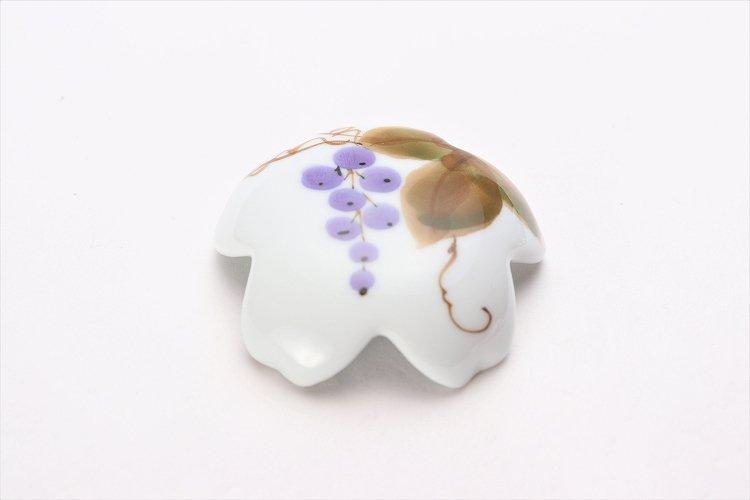 誕生花シリーズ 山ぶどう 桜型排水口カバー (10月誕生花) 画像メイン