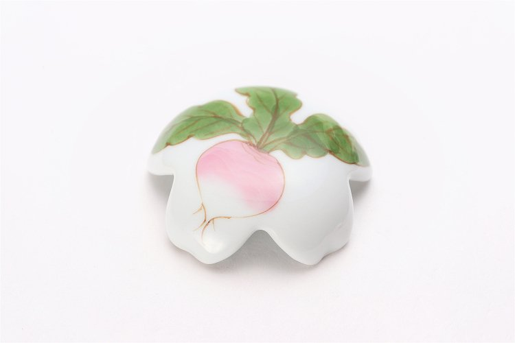 楽々シリーズ 赤かぶ 桜型排水口カバー 画像メイン