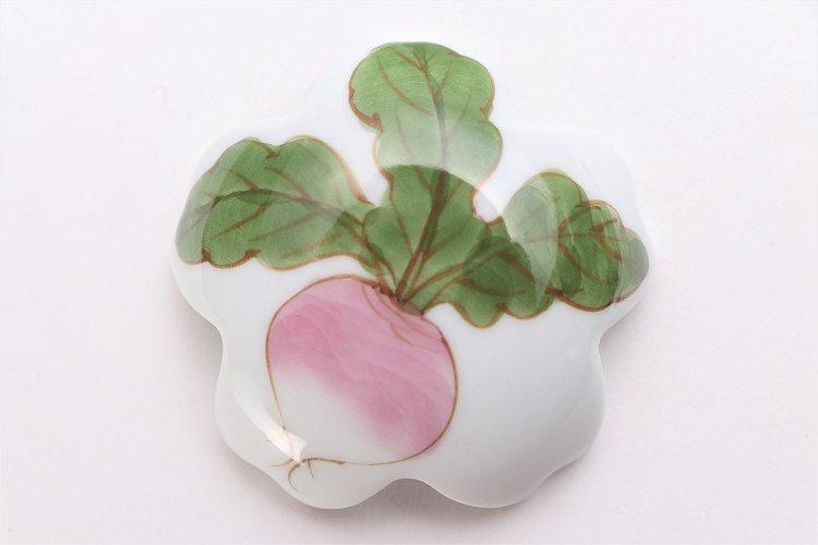 楽々シリーズ 赤かぶ 桜型排水口カバー 画像サブ3