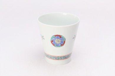 ★柿右衛門窯 丸地文フリーカップ