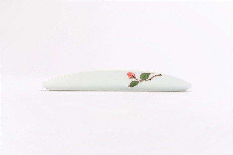 誕生花シリーズ 赤椿 はしまくら (1月誕生花) 画像サブ1