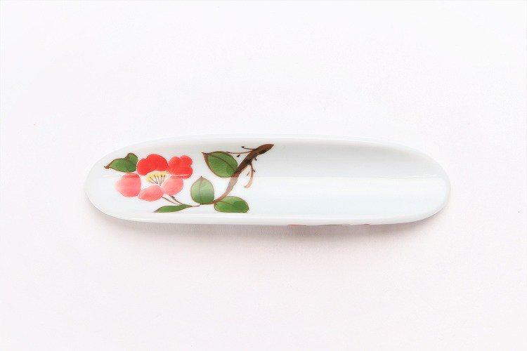 誕生花シリーズ 赤椿 はしまくら (1月誕生花) 画像サブ2