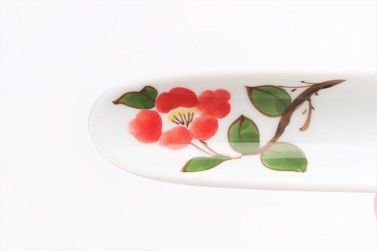誕生花シリーズ 赤椿 はしまくら (1月誕生花) 画像サブ3
