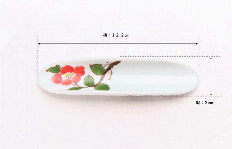 誕生花シリーズ 赤椿 はしまくら (1月誕生花) 画像サブ5