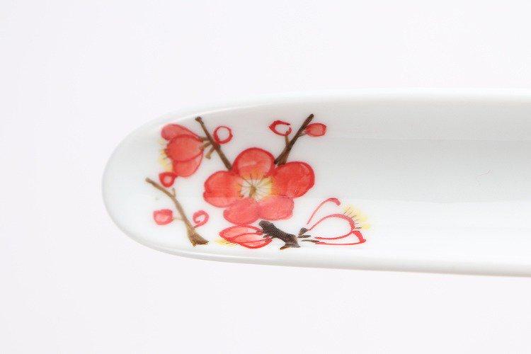 誕生花シリーズ 紅白梅 はしまくら (2月誕生花) 画像サブ3