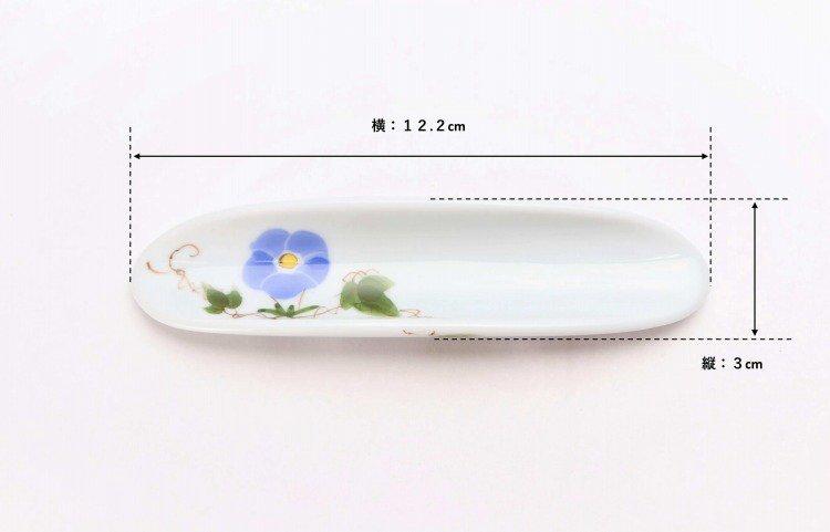 ☆誕生花シリーズ アサガオ はしまくら (7月誕生花) 画像サブ5