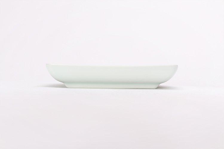 【オリジナル】染付瓔珞スクエア皿(中) 画像サブ3