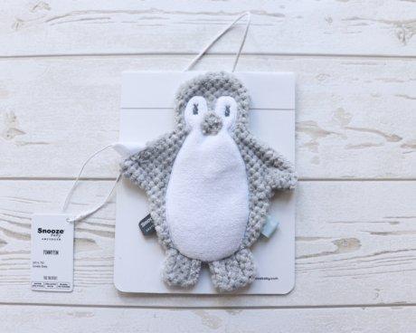 Snoozebeby スヌゥーズベビー タグトイ penguin