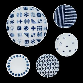 丸皿|marco japan hasami