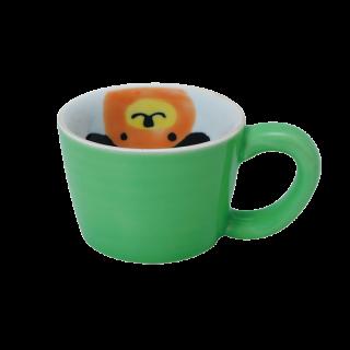 ミニマグカップいぬ(緑)|おはなし