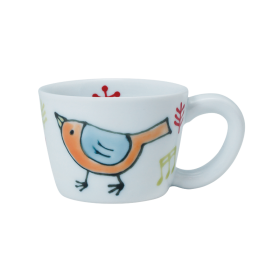 ミニマグカップ|小鳥-KOTORI-