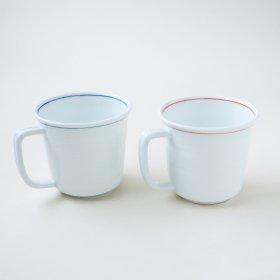 白線流し|軽量マグカップ