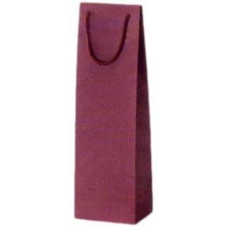 ワイン袋 ワインレッド