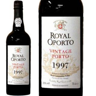 ロイヤル・オポルト ヴィンテージ 1997年<br>Royal Oporto Vintage 1997<img class='new_mark_img2' src='https://img.shop-pro.jp/img/new/icons25.gif' style='border:none;display:inline;margin:0px;padding:0px;width:auto;' />