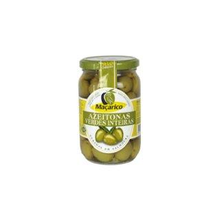 マサリコ グリーン・オリーブ・ホール<br>Macarico Whole Green Olives<img class='new_mark_img2' src='https://img.shop-pro.jp/img/new/icons58.gif' style='border:none;display:inline;margin:0px;padding:0px;width:auto;' />